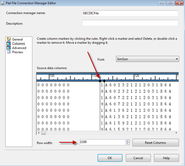 Convert EBCDIC to ASCII in SSIS - SQLServerCentral
