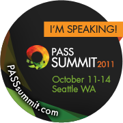 Pass Summit 2011