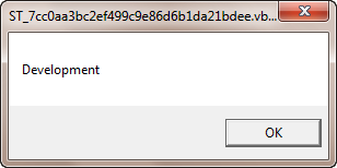 Environment Variables in SSIS Packages and Configuration